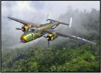 ACADEMY 1/48 B25D PACIFIC THEATRE USAAF BOMBER | 12328