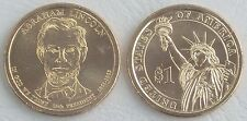USA Präsidentendollar 2010 Abraham Lincoln D unz.