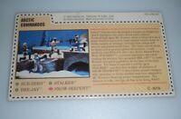 1993 GI Joe Arctic Commandos Uncut Red Back File Card Snow Serpent Stalker v3