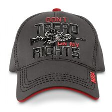 NRA DON'T TREAD ON MY RIGHTS CAMO AMERICAN TREE ONE SIZE SNAPBACK HAT CAP 9074