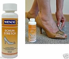 Wenko Shoe Schuh Boot Leather Suede Stretcher Easing Fluid Liquid Solution 125ml