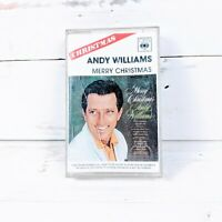 Andy Williams Merry Christmas INDONESIA IMPORT CASSETTE TAPE