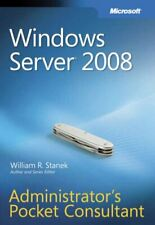 B002V1GZBO Windows Server 2008 Administrator s Pocket Consultant  Pro