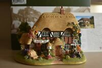 Lilliput Lane  House  Happy 21st Birthday with original box and deeds