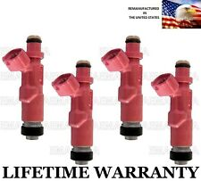 *NEW* Genuine Toyota Set Of 4 Fuel Injectors For Toyota Tacoma 4Runner 2.7L