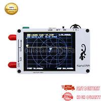 NanoVNA Vector Network Analyzer 50KHz-900MHz HF VHF UHF Antenna Analyzer LCD