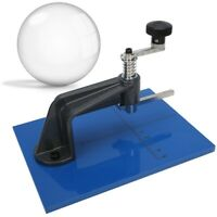 Professional Circle Glass Cutting Table Round Steel Cutter Tool with Accessories