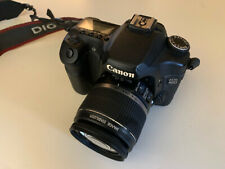 Canon EOS 40D Digital SLR Camera With 18-55mm Lens Kit
