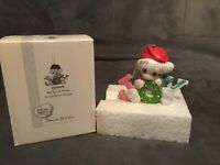 Precious Moments -  Baby's First Christmas - Boy - 2019 Ornament #191006