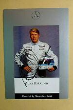 441) Mika HÄKKINEN (1968) finnischer Autorennfahrer - Formel 1  WM 1998/1999