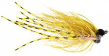 Fly Fishing Flies (Bream, Catfish, Carp, Bonefish) Erdosy's Carp Crab Yellow (6)