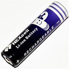 Li-ion batería 3,7v 6000mah batería para Nitecore hc30 hc60 skilhunt h03 frente lámpara