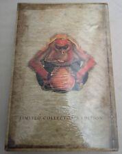Rare Discworld Unseen Academicals HB Slip Cased Limited Edition Terry Pratchett