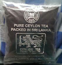 SRI LANKA TEA BOARD - CEYLON LOOSE TEA 250g PACK - BOPF BLACK TEA.