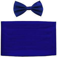 Vesuvio Napoli Wedding Tie Cravat and Cummerbund for Men