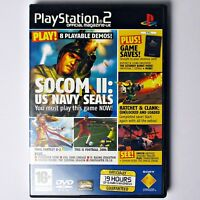 Demo Disc 45 April 2004 - PlayStation 2 Official Magazine UK - PS2 PAL
