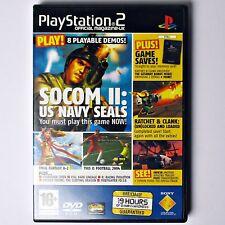 Demo Disc 45 April 2004 - PlayStation 2 Official Magazine UK - PS2 PAL