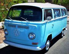 1970 Volkswagen Bus/Vanagon Deluxe