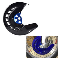 Front Brake Disc Cover Guard for Yamaha YZF250 450 YZ250F YZ450F YZ250FX YZ450FX