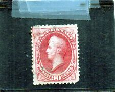 us scott # 166 90c rose carmine  fine used 1893 Continental Bank Note Co