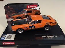 Carrera 27488 Evolution Ford Mustang GT #49 Analog 1/32 Scale Slot Car In Stock