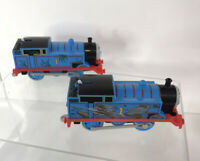 TOMY TrackMaster Motorized  Thomas And Friends Train Battery Operated X 2