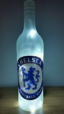 Chelsea FC novelty gift idea bottle lamp