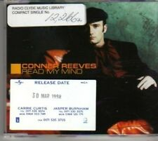 (BF662) Conner Reeves, Read My Mind - DJ CD