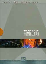 24080 // STAR TREK PREMIER CONTACT EDITION COLLECTOR 2 DVD NEUF