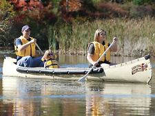 Canoe Sponsons - Flotation Strips - Bumpers - Stainless Steel Harware - 9-foot