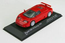 Minichamps Kyosho 1/43 Bugatti EB110 Racing 1991 PMA Special Model Limited Fair