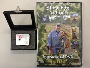 Silva Fox Whistle & DVD . The Ultimate Fox Whistle. Calls up to 1000 yards.