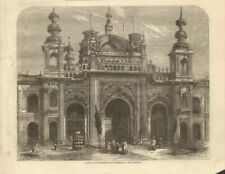 Antique (Pre - 1900) Realism Topographical Art Prints