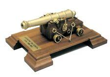American Coastal Cannon 1780-1812 Mantua Wood Construction Kit 1:17 Scale 100x15