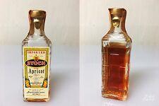 Raro Mignon Miniature Stock Liquore Apricot 1oz 60 Proof Timbro USA