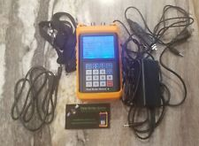 Satellite Signal Finder Meter First Strike FS1 Good Condition Wall & Car Charger