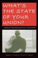 What is the State of Your Union by Taylor, Maurice, McGee, Seanna