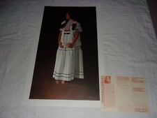 "Greenwich Workshop Print - ""APACHE IN WHITE"" Donald Crowley 1088/1500 - Signed"