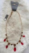 Flowers Plants Oval Chain Costume Necklaces & Pendants