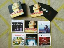 Radiohead The Bends 2 x CD DVD Collector's Edition Box Set 2009 Special Kid A 3