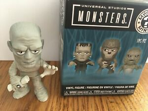 "Funko  Mystery Minis - UNIVERSAL MONSTERS - ""THE MUMMY""  BLACK AND WHITE"