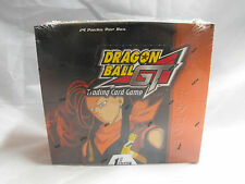 DRAGONBALL GT TCG SUPER 17 SAGA SEALED BOOSTER BOX OF 24 PACKS (1st edition)