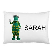 DOROTHY DINOSAUR Personalized childrens kids BED pillow case