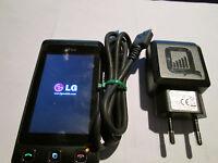 LG KP 500  Touch Display Simfrei  Lader super ok gebr 116 X