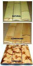 """Bamboo Slats Half Poles /Planks Fencing-Garden and Building Material-2"""" W x 6'T"""