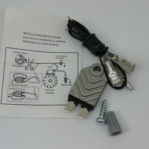 NOVA Ignition Unit Replaces Points & condensor