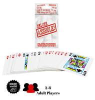 Deluxe A**hole! Adult Card Fun Group Party Drinking Games