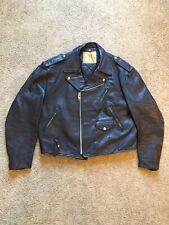 Vintage Beck Arnley Leather Jacket