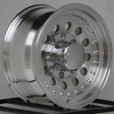 17 Inch Wheel Rims Dodge Ram 2500 3500 Truck 8 Lug 8x65 American Racing Ar62