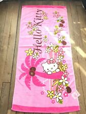Serviette de plage Hello Kitty neuve